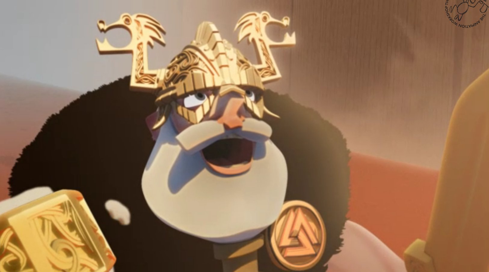 The Saga of Biôrn, the Viking. Wonderful animated short