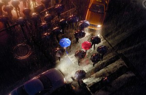 The Blue Umbrella (c) PIXAR, Disney